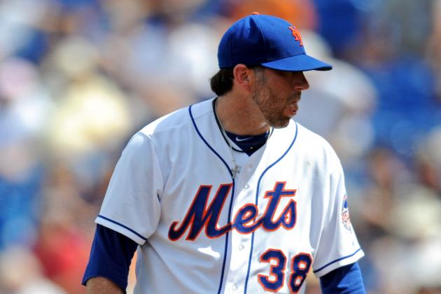 Shaun Marcum to Make NY Debut Today vs. Phillies