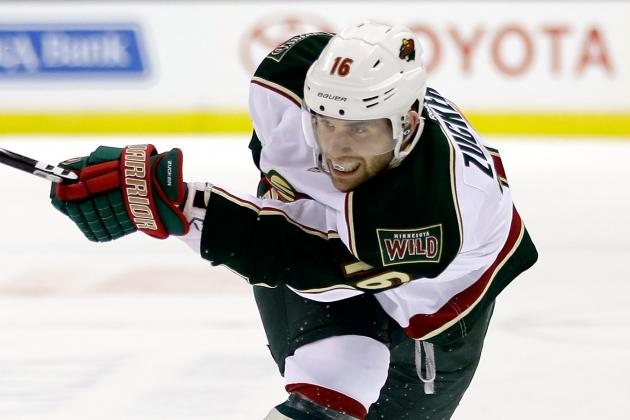 Wild Recall Zucker and Veilleux for Pivotal Final Game vs. Avalanche