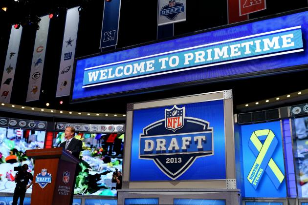 NFL Draft 2013 TV Schedule: Where and When to Watch Every Pick on Day 3
