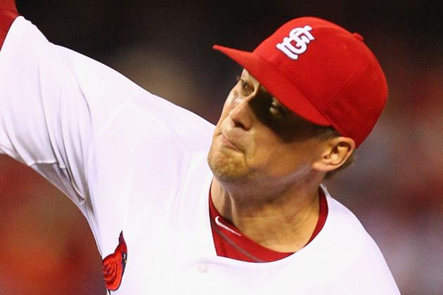 Cards Not Looking to Upgrade Bullpen -- Yet