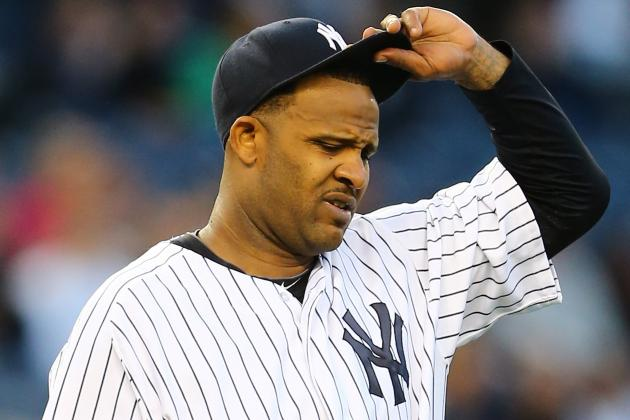 CC Sabathia's Declining Velocity Is a Problem