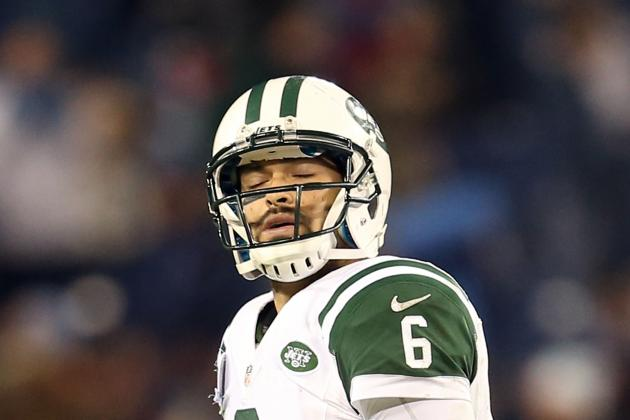 Jets Front Office Deny Reported Interest in Cutting Mark Sanchez