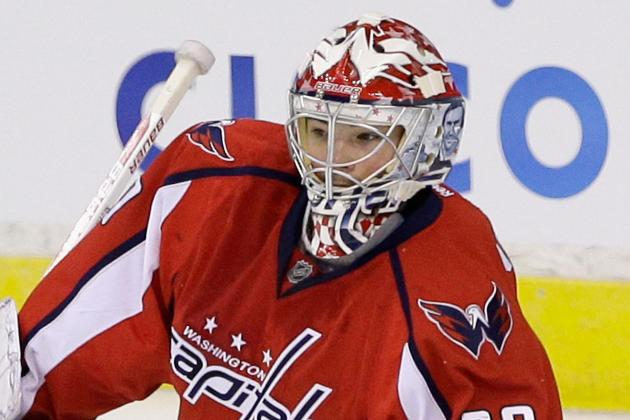 Capitals Sign Neuvirth to Two-Year, $5 Million Extension