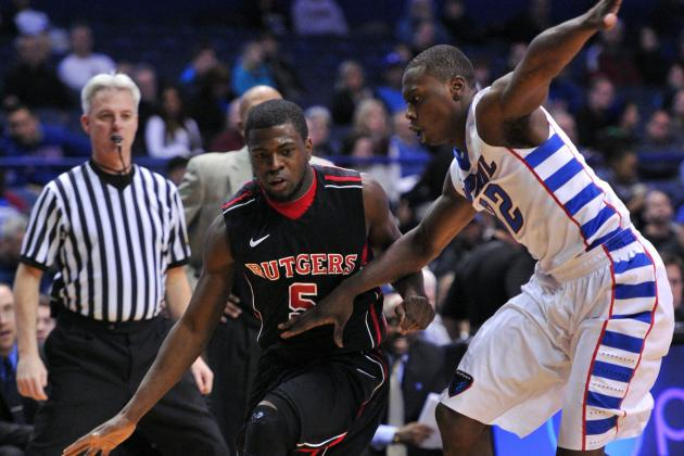 Ex-Rutgers Guard Eli Carter Down to Florida and Maryland