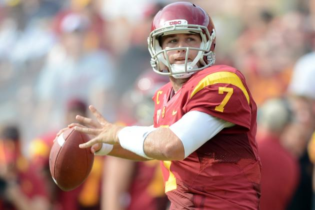 Matt Barkley's Extended Slide Illustrates Craziness of 2013 NFL Draft