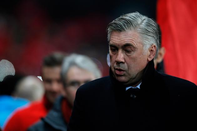 Carlo Ancelotti Insists He Has Yet to Make a Decision on His Future at PSG