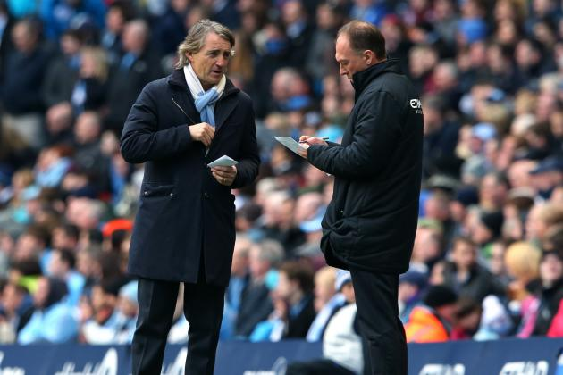Roberto Mancini Wants More Ruthlessness After Man City's Win over West Ham