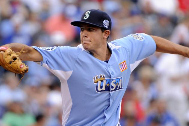 Mariners Prospect Danny Hultzen Diagnosed with Left Rotator Cuff Strain