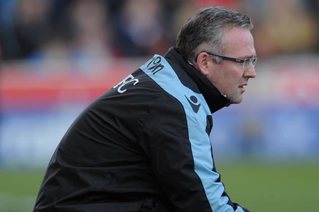 Aston Villa Manager Paul Lambert Issues Warning to Fellow Strugglers