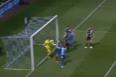Boyce Equalizes for Wigan