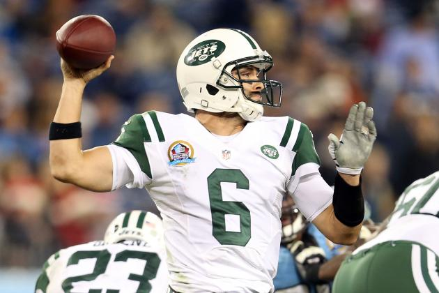 Mark Sanchez Should Remain with New York Jets Despite Geno Smith Selection