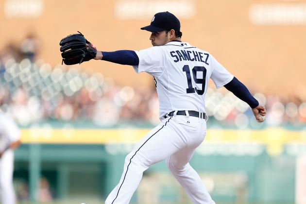 Detroit Tigers Need to Build Momentum After Sanchez Masterpiece