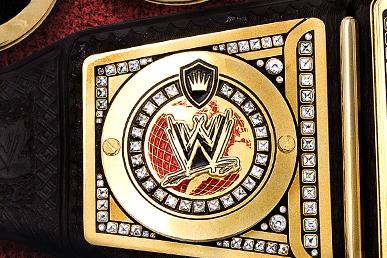 Classic WWE Championship Belt Designs