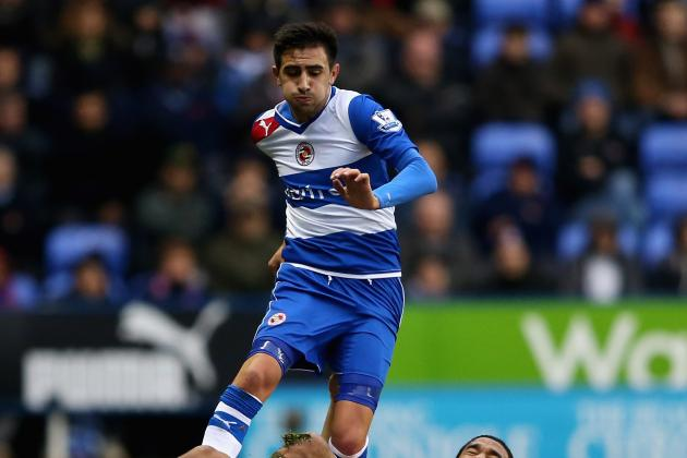 Jem Karacan Wants 110% from Reading Against QPR