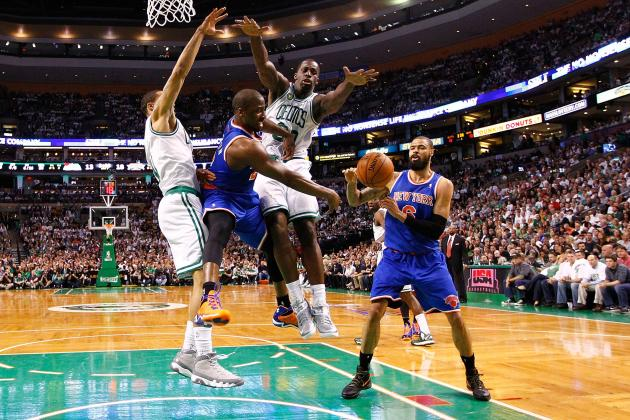 How Raymond Felton Is Tearing Up Celtics' Pick-and-Roll Defense