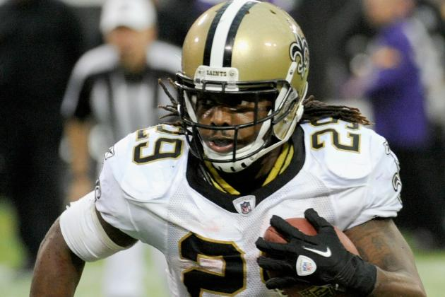 New Orleans Saints Trade RB Chris Ivory to Jets for Fourth-Round Pick