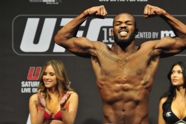 Jones vs. Sonnen Fight Card: Who's Under the Most Pressure at UFC 159?