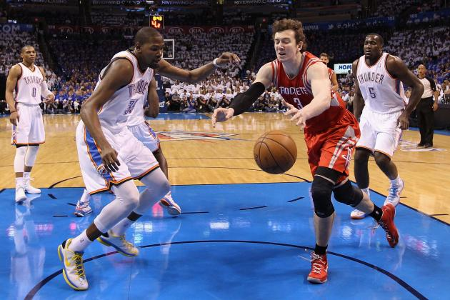 Houston Rockets vs. OKC Thunder: Game 3 Preview, Schedule and Predictions