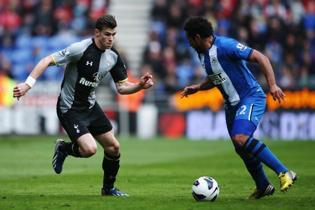 Wigan 2 Tottenham 2
