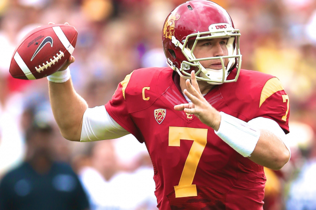 Matt Barkley Drafted by Philadelphia Eagles in 4th Round