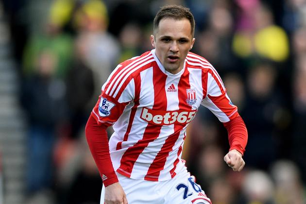 Stoke City vs. Norwich City