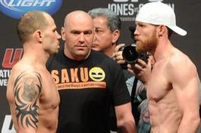 UFC 159: Nick Catone Hospitalized for Dehydration, Fight Canceled