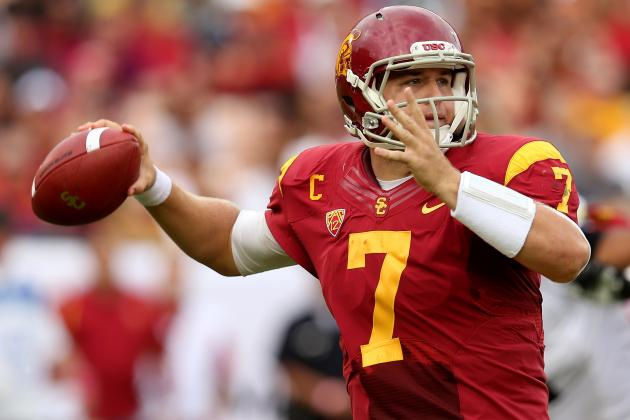 Matt Barkley: How Will Eagles Newest Quarterback Fare in the Pros?