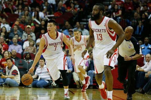 Houston Rockets' Backcourt Must Lead over Oklahoma City Thunder
