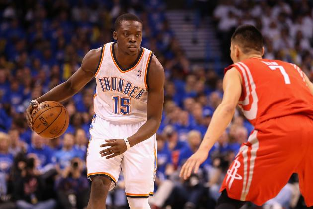 Reggie Jackson to Start Game 3 in Place of Westbrook
