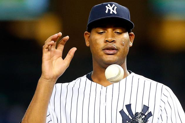 Yankees Call Up Former Independent Leaguer Vidal Nuno