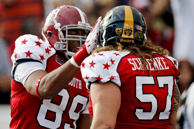 Brian Schwenke to Titans: How Does Center Fit with Tennessee?