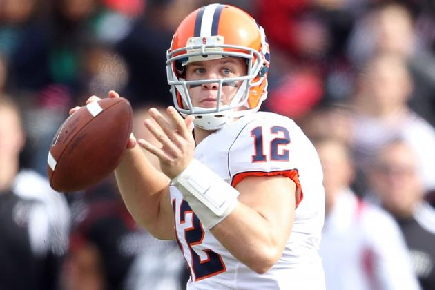 Ryan Nassib: How Will Giants' Newest Quarterback Fare in the Pros?
