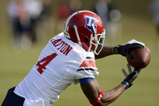 Quinton Patton Scouting Report: NFL Outlook for Louisiana Tech WR
