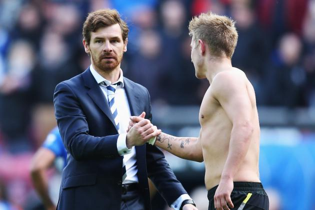 Andre Villas-Boas Praises Spirit After Tottenham Draw 2-2 at Wigan