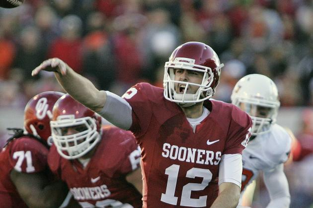 Landry Jones to Steelers: How Quarterback Fits with Pittsburgh