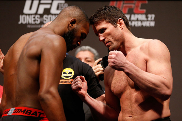 Jon Jones vs. Chael Sonnen: Live Blog for UFC 159 Main Event