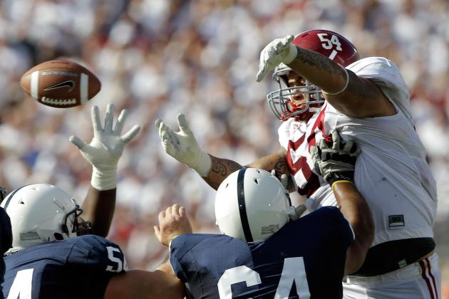 Jesse Williams Scouting Report: NFL Outlook for Alabama DT