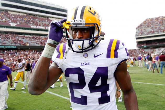 Tharold Simon Scouting Report: NFL Outlook for the LSU Cornerback