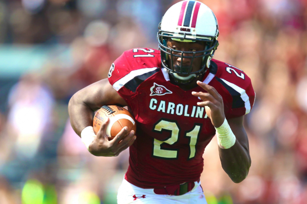 Marcus Lattimore Selected in Round 4 of 2013 NFL Draft by San Francisco 49ers