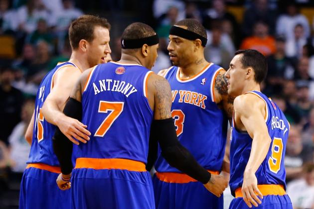 New York Knicks Are Proving They're Made for Playoff Basketball