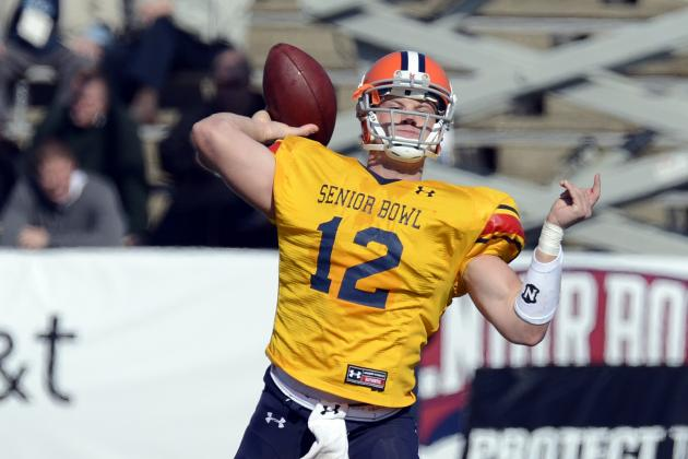 Ryan Nassib to Giants: How Does the QB Fit with New York?