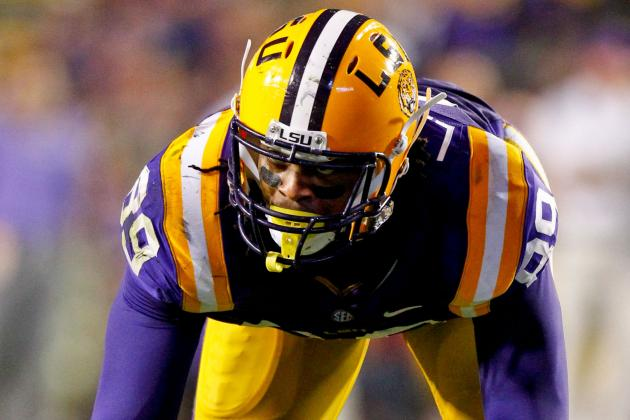 Lavar Edwards Scouting Report: NFL Outlook for LSU DE