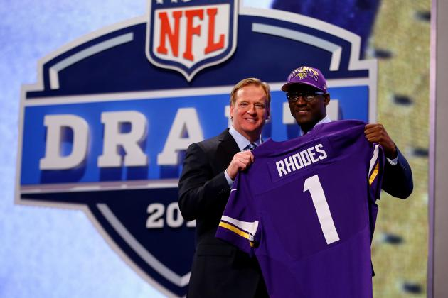 NFL Draft 2013: Breaking Down Biggest Winners from the Early Rounds