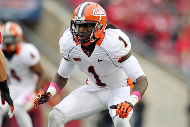 Terry Hawthorne Scouting Report: NFL Outlook for Illinois CB