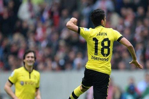 Match Report: Dusseldorf 1-2 Dortmund