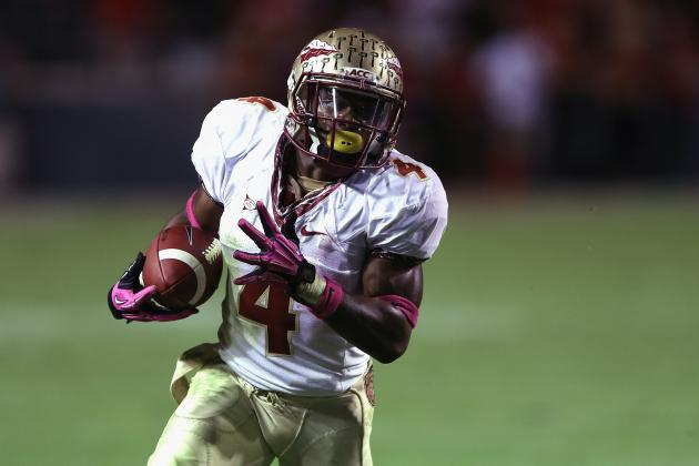 Under-Rated Prospect FSU RB Chris Thompson