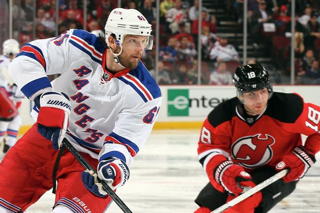 ESPN Gamecast: New Jersey Devils vs. New York Rangers
