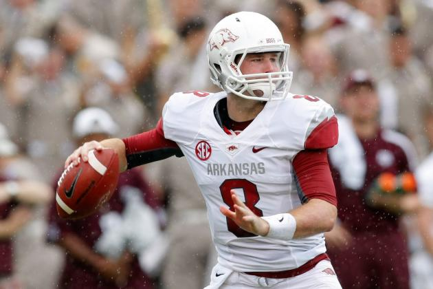 Tyler Wilson Selection Creates More Quarterback Controversy for Oakland Raiders