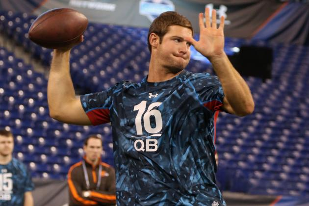 Tyler Wilson: How Will Oakland's Newest QB Fare in the Pros?