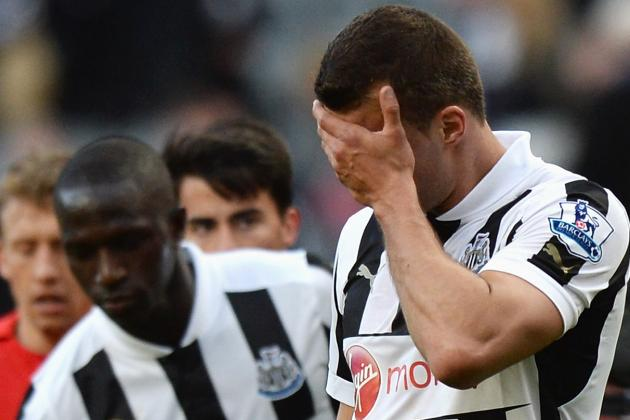 Newcastle United Left Sweating After Liverpool Hit Six of the Best
